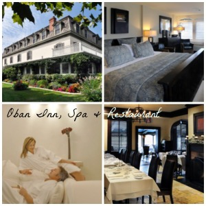 Oban Inn Collage