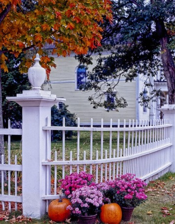 Buying a home in fall or winter